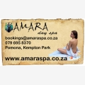Amara Day Spa - Logo