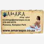 Amara Day Spa - Logo