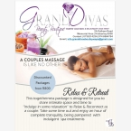 Grand Diva's Boutique Spa - Couples Treat