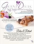 Grand Diva's Boutique Spa - Couples Treat
