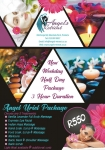 Angels Retreat Day Spa - Weekday 1/2 Day Spa Package @ R550.00 pp